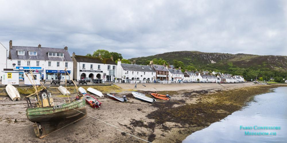 Schottland – Ullapool