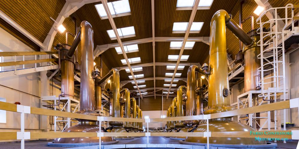 Schottland – Glenmorangie Destillery