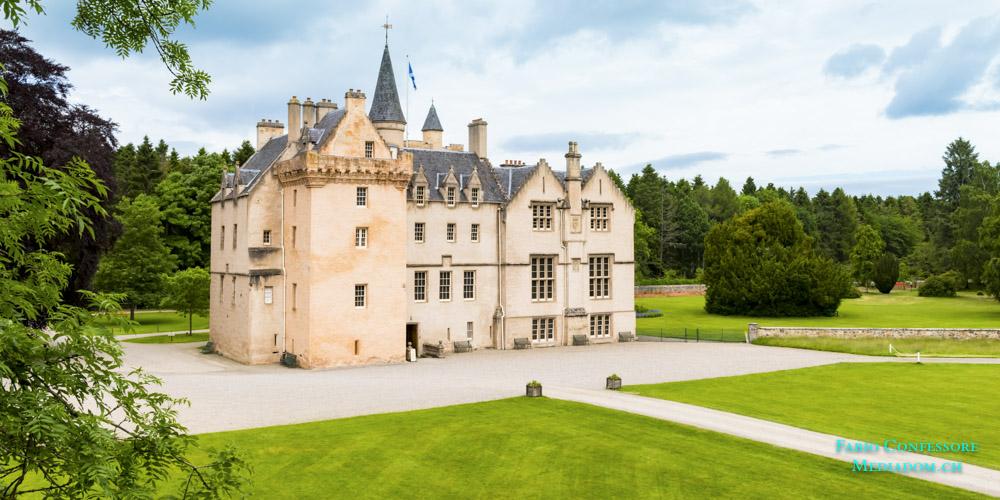 Schottland – Brodie Castle