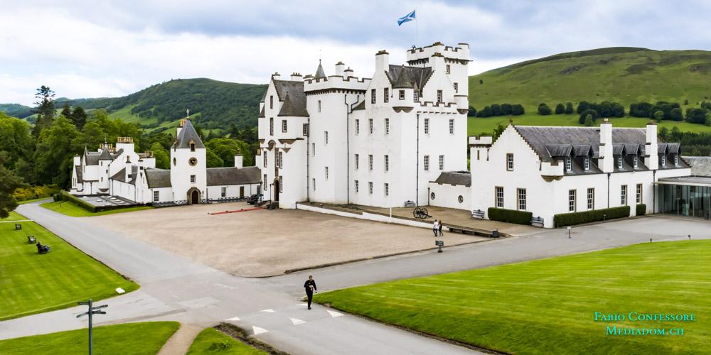 Schottland – Blair Castle