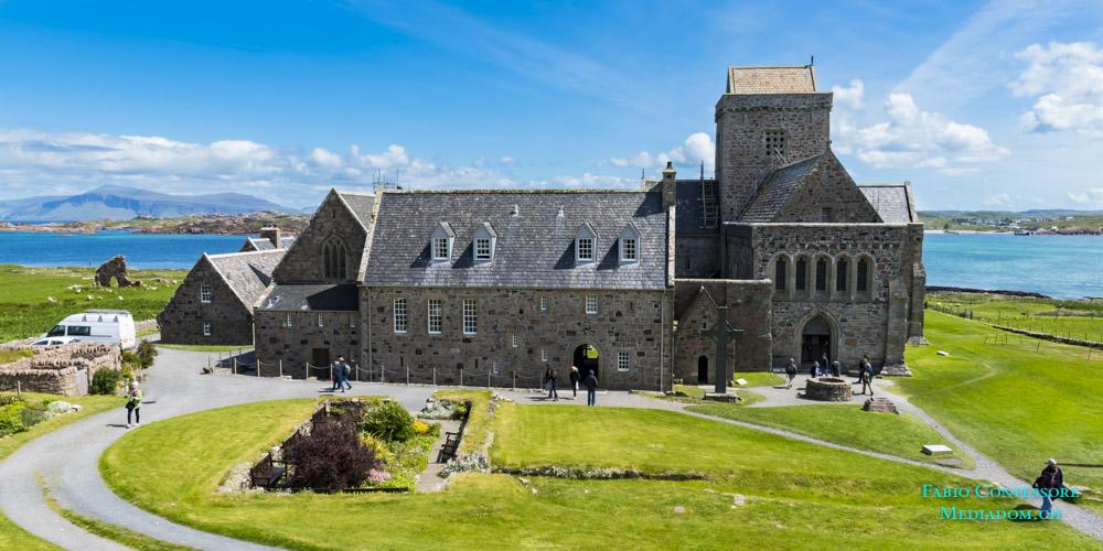 Schottland – Iona Abbey
